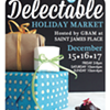 Great Barrington Arts Market Delightful and Delectable Holiday Market @ Saint James Place
