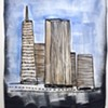 """Painted Cities"" at the Carrie Haddad Gallery through Feb. 18"