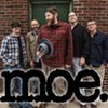 moe. Jams in Albany This Weekend