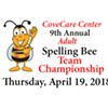 CoveCare Center's 9th Annual Adult Spelling Bee @ Starr Ridge Banquet Center