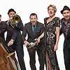 Hot Sardines Heat Up Bard Spiegeltent