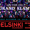 On The Fly Grand Slam @ Club Helsinki