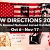New Directions 2018/BAC Juried Members' Show:Opening Reception @ Barrett Art Center