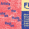 Artists' Reception and Awards Ceremony: 2018 MHR & FLOW @ University Art Museum, UAlbany