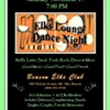 Elks Lounge Dance Night @ Elks Lodge