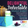 Delightful & Delectable Holiday Market @ Saint James Place