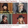 Kingston Hat Factory Year End Sale @ Toucan Hats