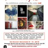 "Primar(il)y Red: An Exhibition of Art Celebrating the Color Red"" @ Emerge Gallery & Art Space"