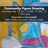 Community Figure Drawing @ Barrett Art Center