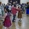 Contra Dance Third Saturday @ St. John's Evangelical Lutheran Church