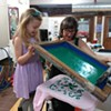 Youth and Family Printmaking @ PUF Studios