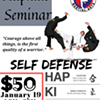Hapkido Seminar: Self-Defense Demonstration @ Kwon's Martial Arts