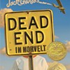 BeTWEEN the Pages: Youth Book Club of Tivoli: Dead End in Norvelt by Jack Gantos @ Tivoli Free Library