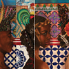 African Visions & Vibrations: A percussive exploration and art exhibition @ Safe Harbors Lobby at the Ritz