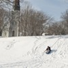 Sledding Hills in the Hudson Valley