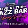 Live at the Jazz Bar: Swing Night with Annie & the Hedonists @ Saratoga Performing Arts Center