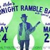 Levon Helm's Midnight Ramble Band @ Levon Helm Studios