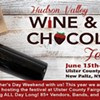 Hudson Valley Wine & Chocolate Festival @ Ulster County Fairgrounds