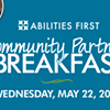 Abilities First Community Partners Breakfast @ Poughkeepsie Grand Hotel