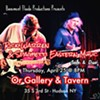 Rick Warren and Spaghetti Eastern Music Live @ ÖR Gallery and Tavern
