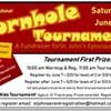 St. John's Episcopal Church 2nd Annual Cornhole Tournament @ St. John's Episcopal Church