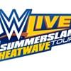 WWE Live: SummerSlam Heatwave Tour @ Majed J. Nesheiwat Convention Center