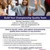 Build Your Championship Quality Team @ Think Dutchess Alliance for Business