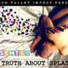 ASK Presents: Hudson Valley Improv's The Truth About Splatter @ Arts Society of Kingston (ASK)