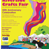 Riverside Crafts Fair @ Garrison Art Center