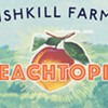Peachtopia @ Fishkill Farms