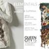 Elementals: Artwork by Lisa Winika and Suprina @ Queen City 15