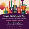 Towne Crier Dance Jam @ Towne Crier Cafe