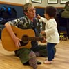 Music & Movement with Abby Lappen @ Hudson Area Library