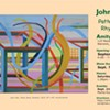 Patterns and Rhythms: The art of John Toth @ Amity Gallery