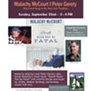 Malachy McCourt and Peter Gerety: Story and Song in the Best Irish Tradition @ Tompkins Corners Cultural Center