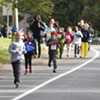 Ghostly Gallop 5k Race and Kids Fun Run @ Hudson Area Library