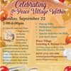 Celebrating the Peace Village Within @ Peace Village Learning & Retreat Center