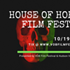 House of Horror Weekend Film Festival @ Arts on the Lake