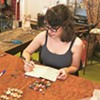 Upcycled Jewelry Workshop with Alice Stang @ Rosie's Vintage