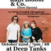 Kath Bloom & Band + Greg Gondek, Dominick Edward Anfiteatro @ Kingston Artist Collective