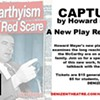 Howard Meyer's 'Capture' @ Denizen Theatre