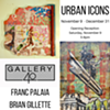 Urban Icons @ Gallery 40