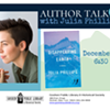 Author Talk with National Book Award Finalist Julia Phillips @ Goshen Public Library & Historical Society