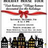 Village of Wappingers Falls Historic Homes Holiday House Tour @ Mesier Homestead and Museum