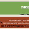 6th Annual Christmastime Benefit Concert @ New Paltz Musicales Concert Series