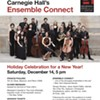 The Holidays at PS21: Carnegie's Ensemble Connect, Poulenc and Messiaen @ PS21: Performance Spaces for the 21st Century