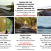 Ashokan Rail Trail: Something for Everyone: Five Program Choices @ Ashokan Rail Trail