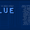 Blue- Opening Reception @ Gallery at 46 Green Street