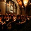 "Vassar College presents the annual ""Service of Lessons and Carols"" @ Vassar Chapel"