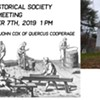 CHHS Annual Meeting and Talk @ Century House Historical Society